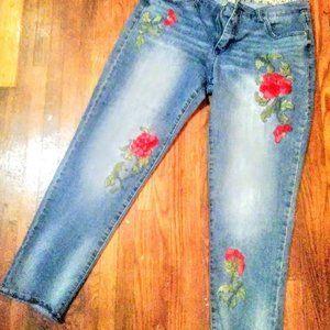 Vintage America Blues Jeans Boyfriend 10 Regular